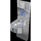Настенный Ботлфиллер С Питьевым Фонтаном Сенсорный С UV